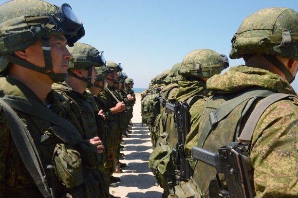 Ансамбль ЮВО дал концерт для российских военнослужащих в Сирии