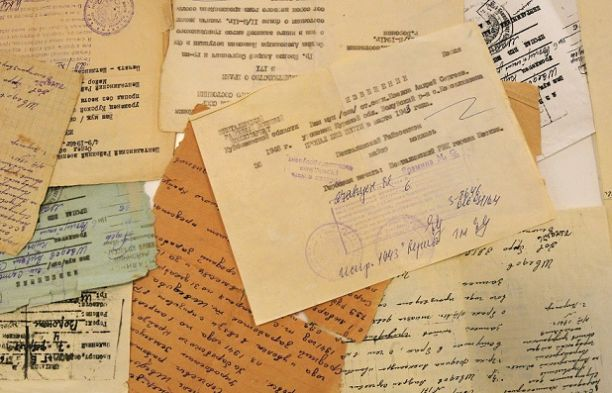 Акция «Связь поколений — история в письмах» стартовала к 75-летию Победы