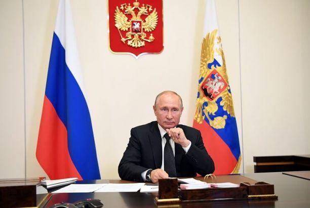 Путин поздравил российских евреев с Днём спасения и освобождения
